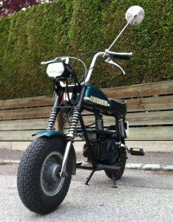 Fantic TX7 Deputy Mofa Minibike no TX 134 141 Chopper Garelli Bonanza