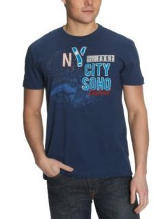 TOM TAILOR Herren Shirt/ T Shirt 10208180010/NY city soho tee