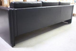 Original Walter Knoll Studio Line Leder Sofa Lounge TOP