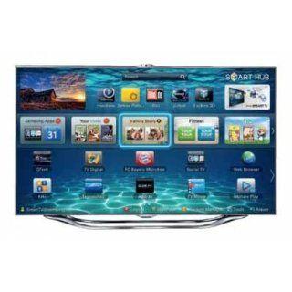 Samsung UE55ES8090 138 cm ( (55 Zoll Display),LCD Fernseher,800 Hz