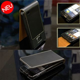 S2 S II Handy Leder Tasche Hülle Etui Leather Flip Case 138