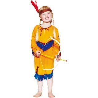 Indianerkostüm Kinder Indianer Kostüm Mädchen 3 5 Jahre
