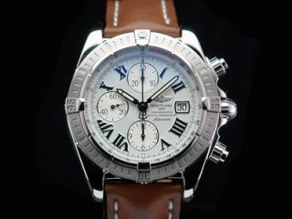Breitling Windrider Chronomat Evolution A13356 ! NEU !