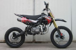 CENKOO CNKO 140 140cc Ölkühlung 17/14 Cross Dirt Bike, Pit Bike