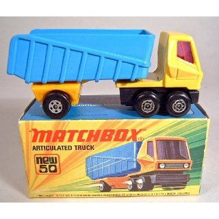Matchbox Superfast Articulated Truck: Spielzeug