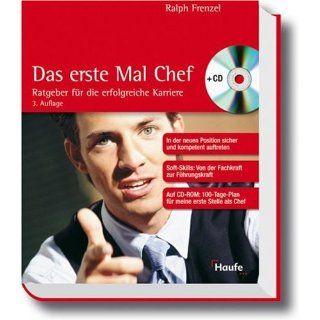 Das erste Mal Chef Ralph Frenzel Bücher