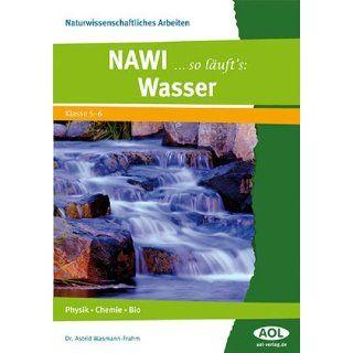 NAWI.so läufts: Wasser: Physik, Chemie, Bio (5. und 6. Klasse