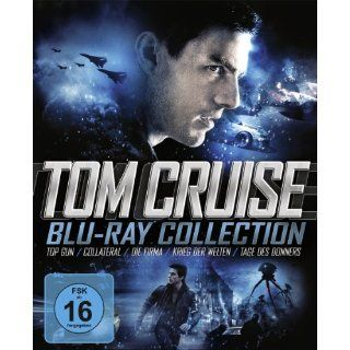 Tom Cruise Collection [Blu ray] Filme & TV