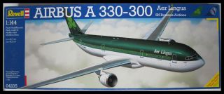 Revell 1:144 Airbus A330 300 Aer Lingus