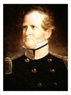 General Winfield Scott Giclee Print