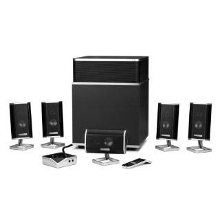 Altec Lansing FX5051 Soundsystem 5.1 89 Watt RMS Computer