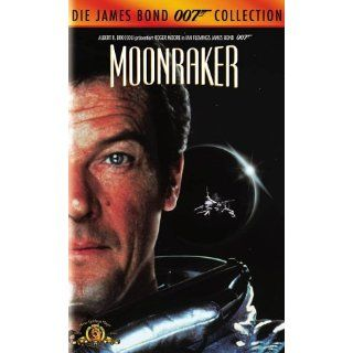 James Bond 007   Moonraker [VHS]: Sir Roger Moore, Lois Chiles