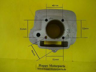 ATV / Quad Lifan Tuning Zylinder Set 125ccm auf 138ccm