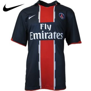 PSG Paris Saint Germain Heim Trikot Nike Gr. XL 2010/11 Frankreich