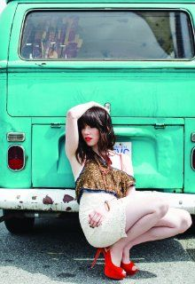 Carly Rae Jepsen: Songs, Alben, Biografien, Fotos