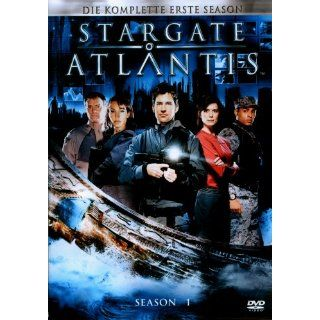 Stargate Atlantis   Season 1 (5 DVDs) Joe Flanigan, Torri