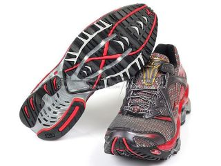 Mizuno Wave Prophecy Black / Red / Silver Limited Model 8KN 11662