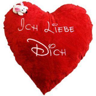 16 x Riesiges Plüsch Herz Liebe Heart Ich Liebe Dich