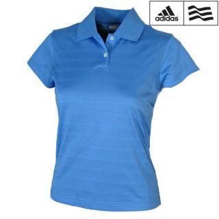 Adidas Damen Golf Polo Shirt Polo Hemd blau ClimaCool 36 40 44 48 neu