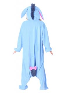 New! Disney Eeyore Original Japanese Kigurumi halloween party pajama