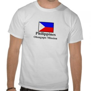 Philippines Olangapo Mission T Shirt