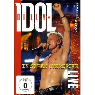Billy Idol   In Super Overdrive Live Billy Idol Filme