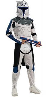 Kostuem Rex Star Wars Clone Trooper Gr 158 164 XL Faschingskostuem