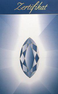 50 ct VS/SI Diamant Ring 416 / 10 Karat Weißgold