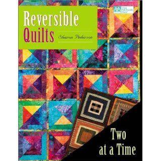 Reversible Quilts Sharon Pederson Englische Bücher