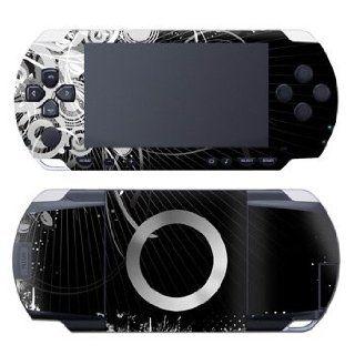 Sony PSP Modding Tattoo Designer Skin Radiosity Games