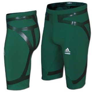 Adidas Laufhose TECHFIT POWERWEB TIGHT grün Gr.L (652782):