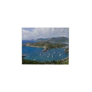 North America, Caribbean, Antigua. English Jigsaw Puzzles