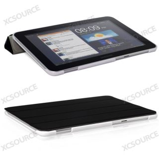 Stand Smart Cover Case For Samsung Galaxy Tab 8.9 P7300 P7310 black