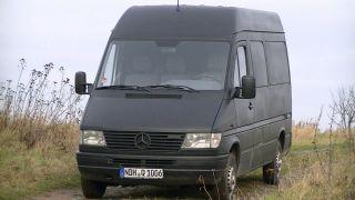 Mercedes  Benz Sprinter lang+hoch 210D 162Tkm HU NEU LKW Zul