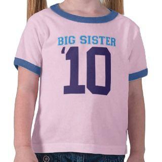 big sister shirt 2010