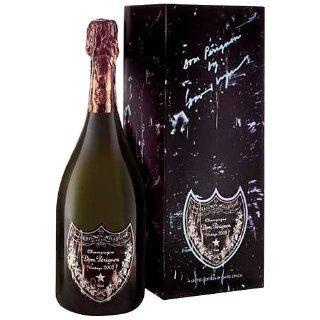 Dom Pérignon Geschenkpackung David Lynch 2003, 1 Flasche (1 x 750 ml