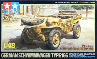 Tamiya 32506 German Schwimmwagen Type 166 1/48 scale kit