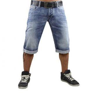 Jeans Shorts BS103 cuba blue Bekleidung