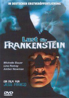 Lust für Frankenstein Michelle Bauer, Lina Romay, Carlos