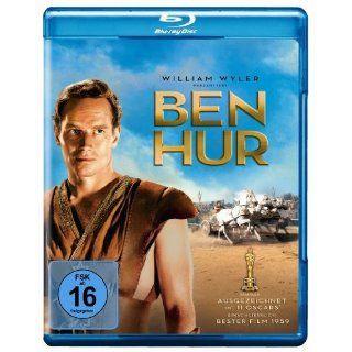 Ben Hur [Blu ray] Charlton Heston, Jack Hawkins, Stephen