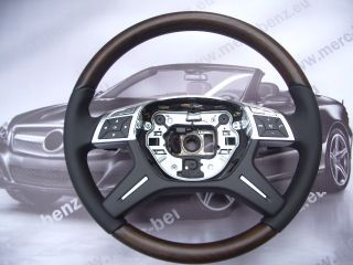mercedes Lenkrad Steering Wheel W166 ML 166 GL G 463 W463