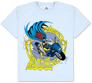 Youth: DC Comics   Batgirl   Motorcycle Shirts