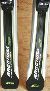 Die Slalom Version des Racetiger. Das Full Power Grip System