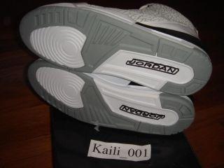 Nike Air Jordan Retro 3 FLIP OG Vintage Cement Yeezy