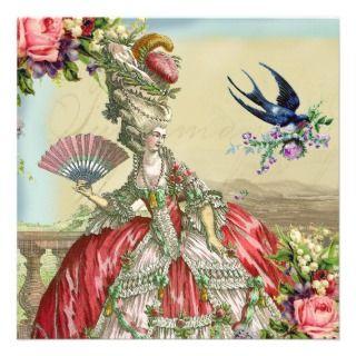 Souvenirs de Versailles Personalized Announcement