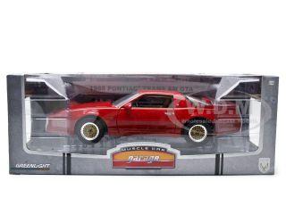 Brand new 118 scale diecast car model of 1989 Pontiac Firebird Trans