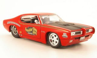 Pontiac GTO Judge, Smokin Jess BBQ, 124