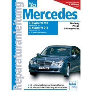 PoD   Mercedes Benz E Klasse Diesel (W 210) E 200 CDI (102/116 PS). E