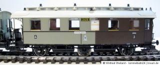 Fleischmann 1899 Personenzug mit Dampflok P 8 der K.P.E.V., OVP
