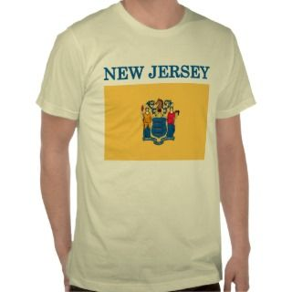 New Jersey Family Reunion Apple Tree T shirt